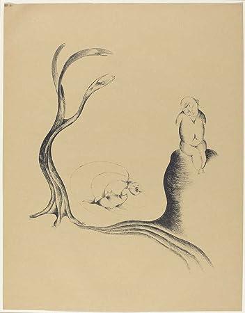 Amazon.com: Fine Art Print - Heinrich Hoerle - Der Baum der ...