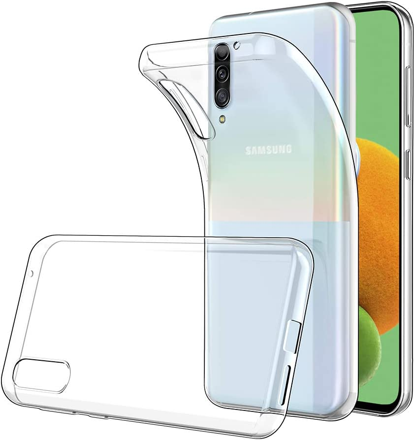 Simpeak Funda Compatible con Samsung Galaxy A90 5G, Funda ...