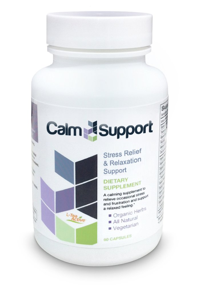 CalmSupport: Same Great Formula, Brand New Label for Calm Support
