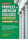 Barron's Profiles of American Colleges Northeast, , 0764133683