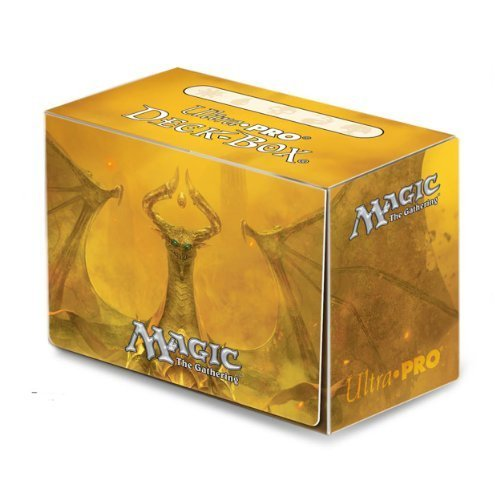 Ultra Pro Magic The Gathering Card Supplies Side Loading Deck Box Nicol Bolas