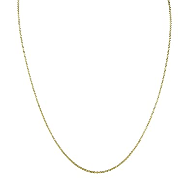Oval link chain in sterling silver, 24 long - Size 24 in Tiffany & Co.