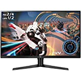 """LG 32GK650F-B 32"""" QHD Gaming Monitor with 144Hz Refresh Rate and Radeon FreeSync Technology"""