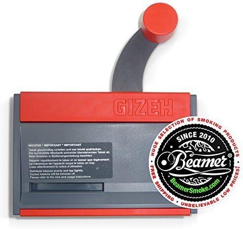 RYO//MYO Gizeh Silver Tip Filter Tube Injector Machine to Make King Size Compact