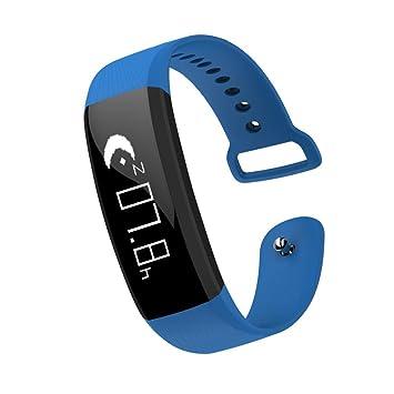 Xinxinyu Smart Watch, Resistente al Agua Smart Watch} {Tensiómetro Pulsómetro a Vitrina}