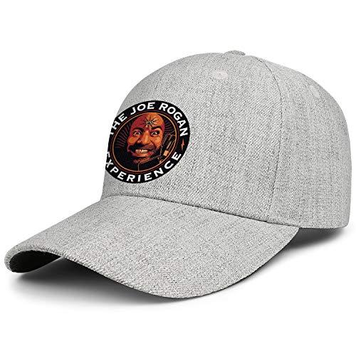 - SHTHYTS Men's Cobra-Kai-Logo-The-Joe-Rogan-Head-face-Adjustable Snapback Hats Stylish Peak Trucker Dad Baseball Cap
