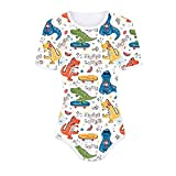 Adult Baby Onesie Diaper Lover (ABDL) Snap Crotch