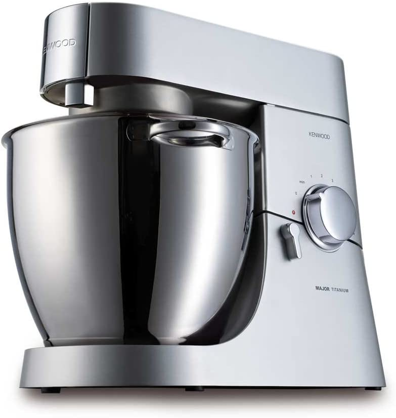 Kenwood Kitchen Machine - KM020 - Robot de cocina (6,7 L, Plata, 1500 W, 238 mm, 408 mm, 343 mm): Amazon.es: Hogar