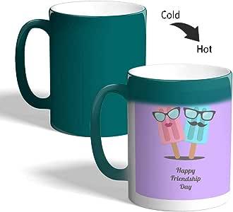 كوب سحري للقهوة أو الشاي، ماركة ديكالاك، mugM-TRQ-02984