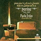 Pieces De Luth ou le Clavessin mises en En Musique (Erdas)