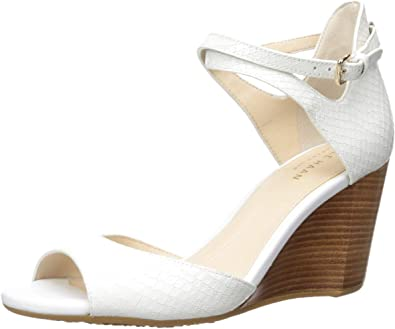 75mm Pump Cole Haan Womens Sadie Grand Open Toe Wedge Sandal