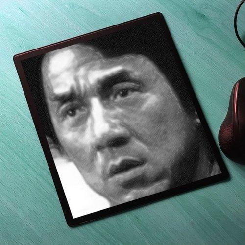 Seasons Jackie CHAN - Original Art Mouse Mat #js001