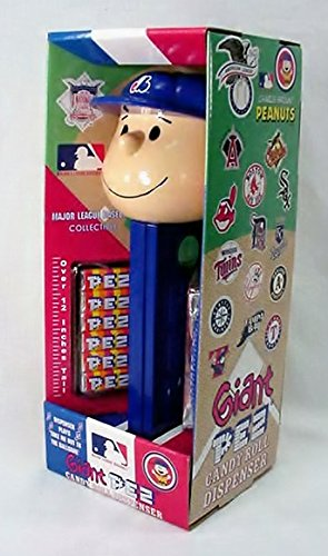 Amazon.com: Charlie Brown Giant Pez - Montreal Expos: Kitchen & Dining