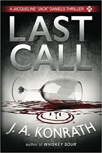 Last Call - A Thriller (Jacqueline