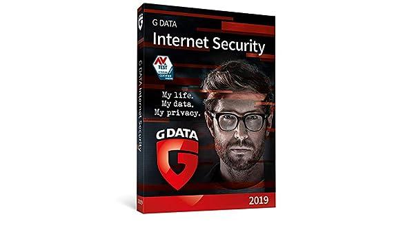 Amazon com: G DATA Internet Security 2019 | 1 PC | Windows | Anti