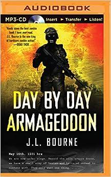 Day By Day Armageddon Day By Day Armageddon Series J L