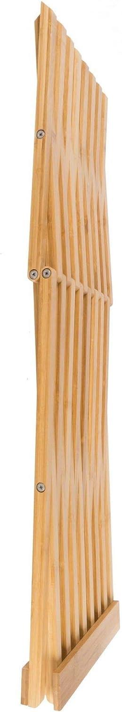 2X Bamb/ú Taburete Plegable Fiesta Silla de Hu/ésped