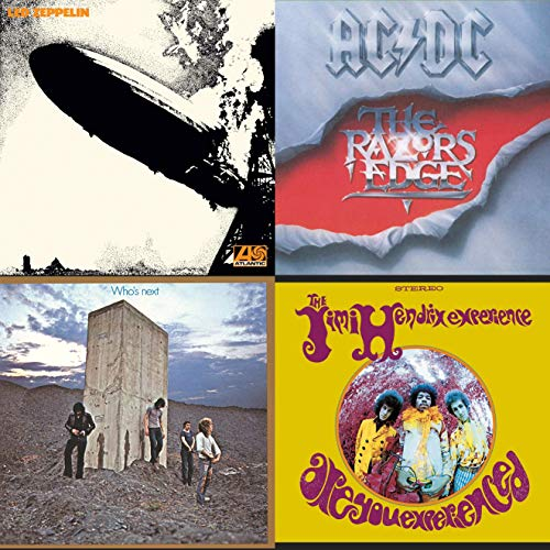 Classic Rock For Lifting