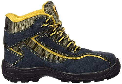 Panter 493452100Pandion Azul S1P Chaussures de Sécurité 247, Taille 42
