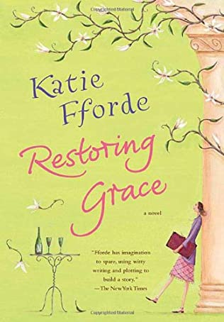 book cover of Restoring Grace
