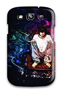 Premium Durable Death Note Fashion Tpu Galaxy S3 Protective Case Cover
