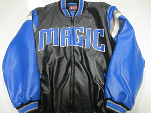 Orlando magic leather jacket