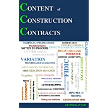 Content of Construction Contracts