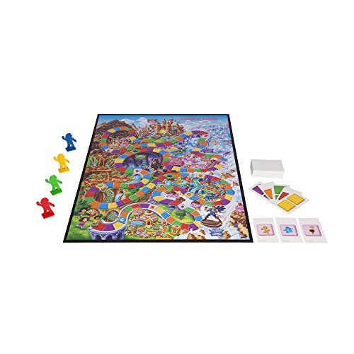 032244047008 - Candy Land The World of Sweets Game (Amazon Exclusive) carousel main 2