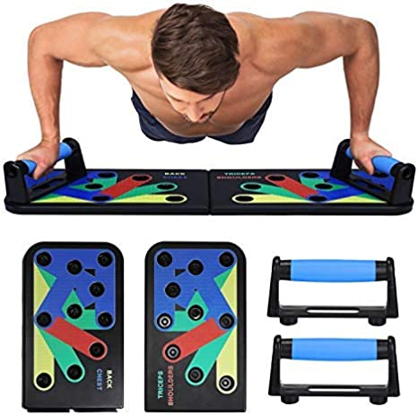 UBaymax Push Up Rack Board Plegable,Soporte Tabla de ...