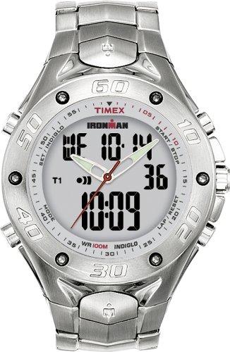 Timex T56371 - Reloj (Reloj de Pulsera, Masculino, Acero Inoxidable, Acero Inoxidable