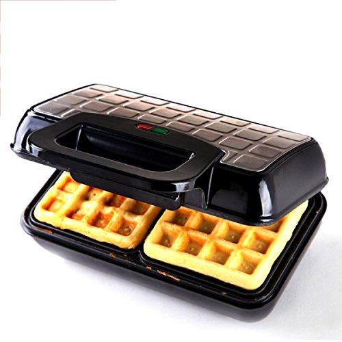 waffle maker makes 2