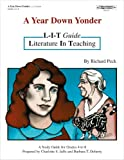 img - for A Year Down Yonder: A Study Guide for Grades 4-8 (Literature in Teaching) book / textbook / text book