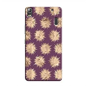 Cover It Up - Sand Star Purple A7000 / K3 Note Hard Case