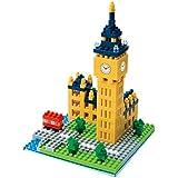 Kawada Nanoblock London Big Ben Building Kit