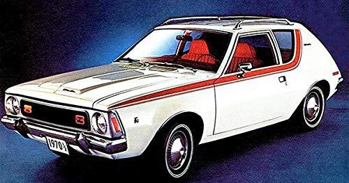 1970 1/2 AMC Gremlin - Promotional Advertising Mug |