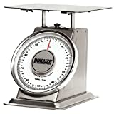 TableTop King 10100S 100 lb. Mechanical Receiving Scale Stainless Steel (FG10100S)