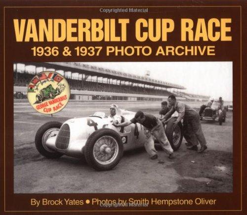 Vanderbilt Cup Race 1936 and 1937 Photo Archive - Roosevelt Raceway