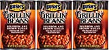 Bush's Best, Grillin' Beans, Bourbon and Brown Sugar, 22oz. Can (Pack of 3)