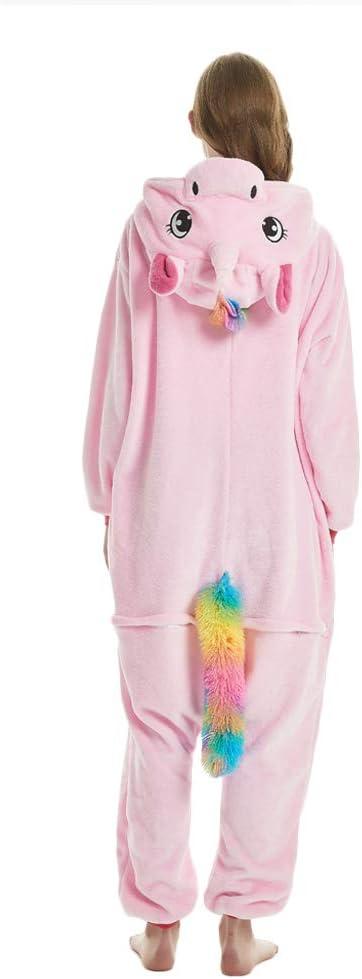 JYSPORT Unicornio Pijama Cosplay Disfraces Animal Ropa Carnaval ...