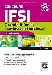 Grands thèmes sanitaires et sociaux Concours IFSI