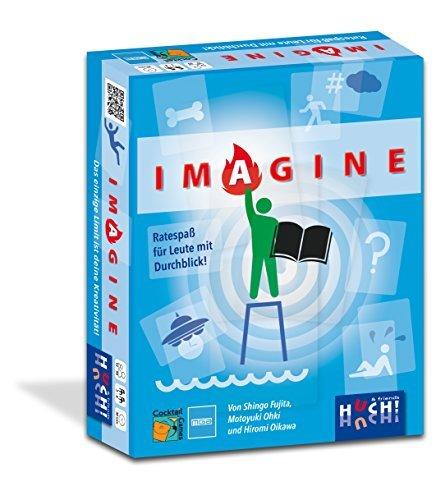 Huch & Friends 879493ÃÂ -ÃÂ Imagine, jeu de cartes by Huch ...