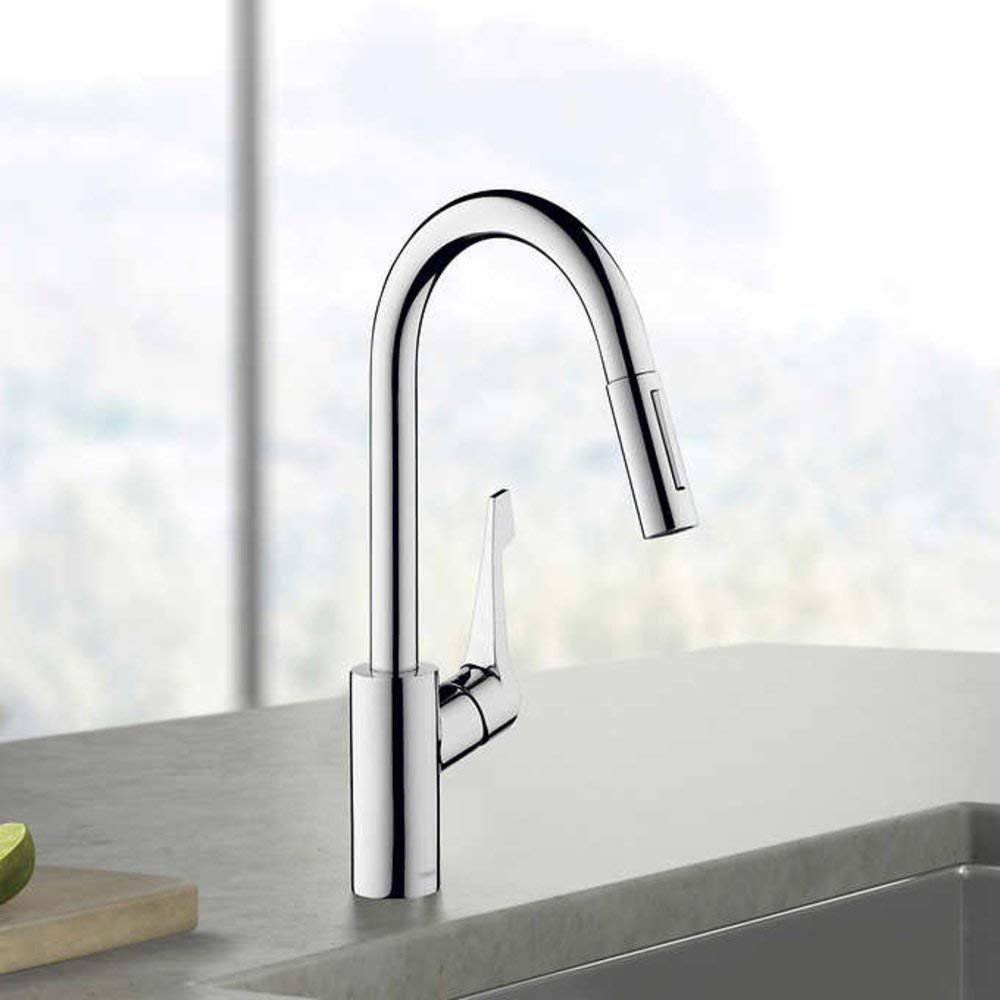 Hansgrohe Cento Kitchen Faucet in Chrome Finish