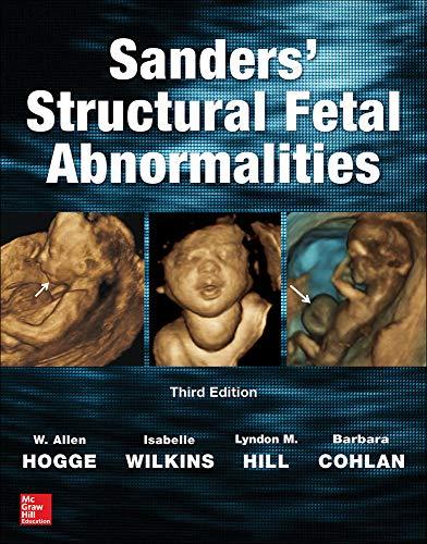 Sanders' Structural Fetal Abnormalities, Third