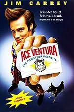 Filmcover Ace Ventura - Ein tierischer Detektiv