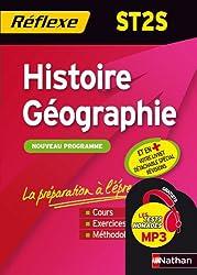 Histoire Géographie Terminale ST2S