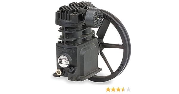 Ingersoll Rand 18002386 Bare Pump for SS5 Air Compressor - Air Compressor Pumps - Amazon.com