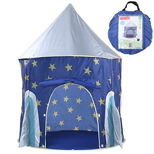 (WoneNice Kids Play Tent, Castle Prince or Princess Children's Pop Up