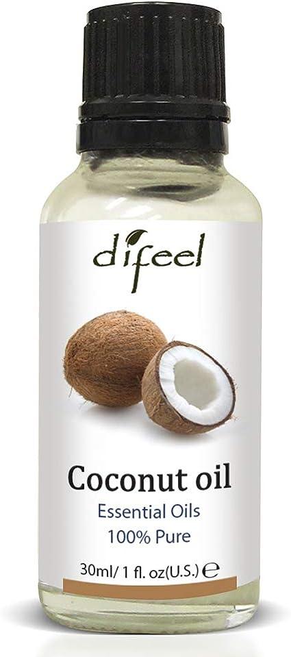 difeel Natural Aceite Esencial – Coco 30 Ml (Pack de 2): Amazon.es ...