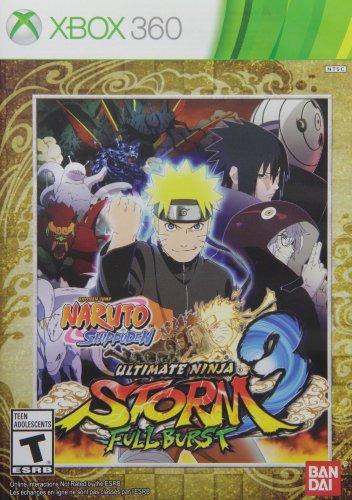 Naruto Shippuden Ultimate Ninja Storm 3: Full Burst [Xbox 360]