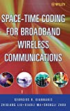 img - for Space Time Coding for Broadband Wireless Communications book / textbook / text book